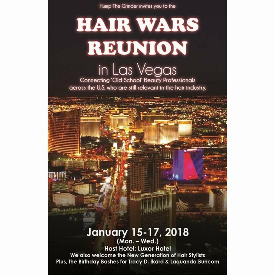 Hair Wars Vegas 2018
